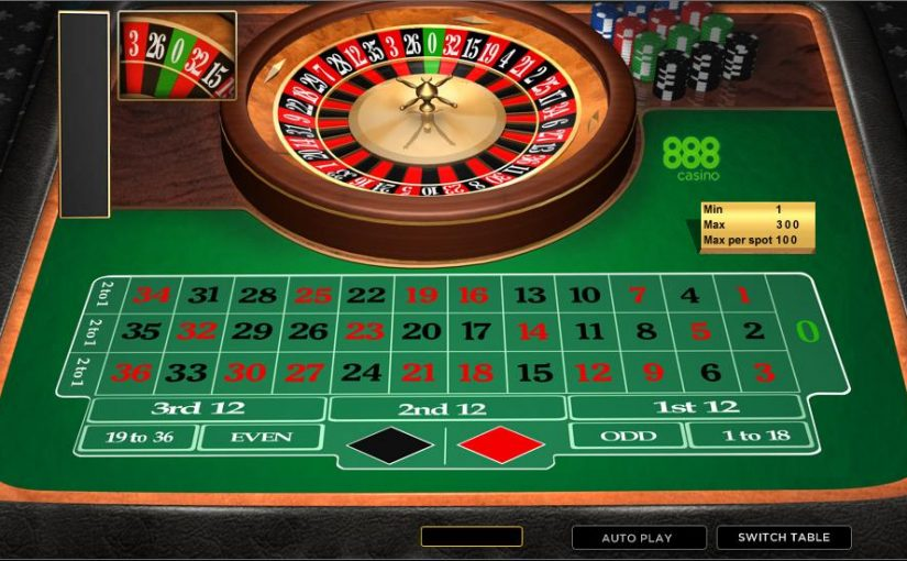 How to Rake in the Big Payouts by Playing Online Roulette